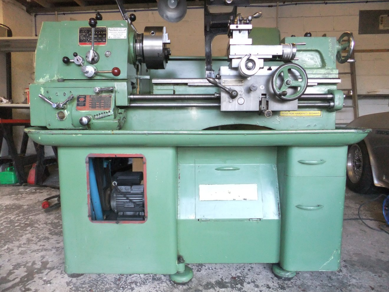 Colchester Student Lathe Wiring Diagram Wire Center Motor Lathes Rh Wedgeneering Co Uk Single Phase Schematic