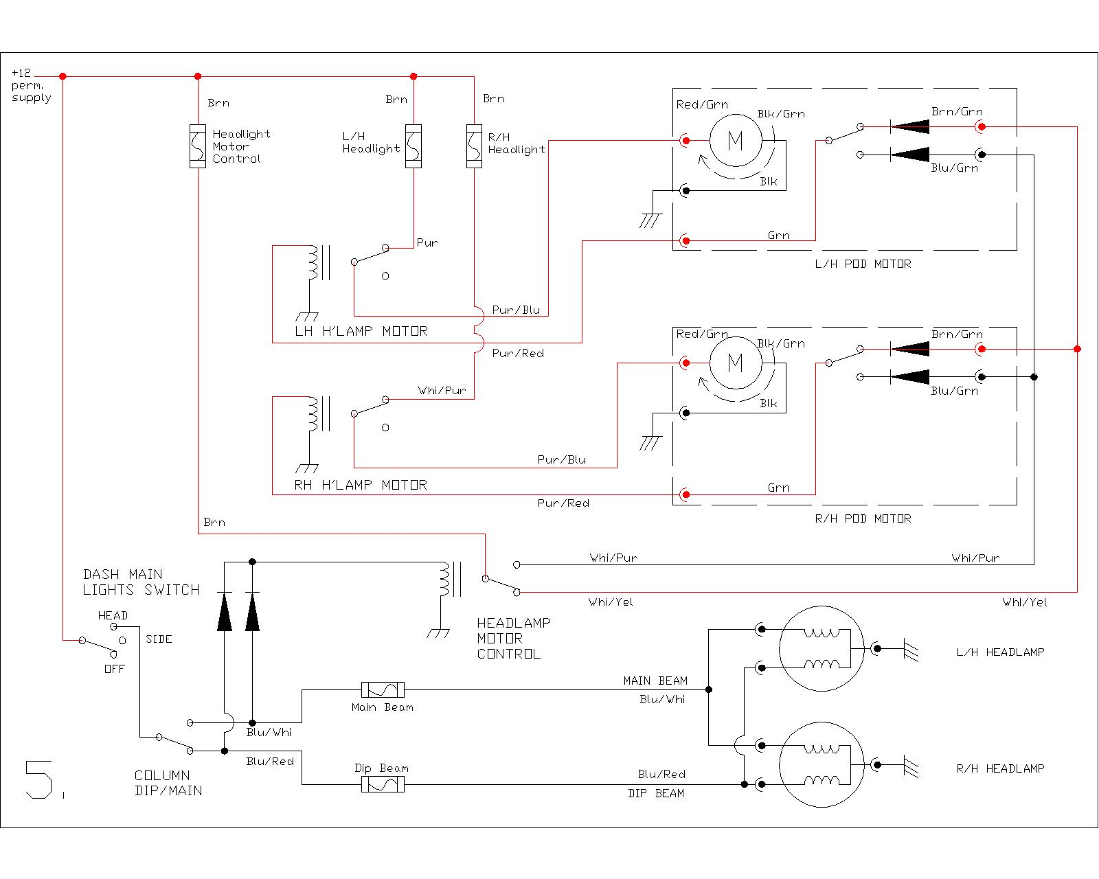 tr7 headlight wiring diagram tr7 wiring diagrams tr7 headlight wiring diagram tr7 auto wiring diagram schematic
